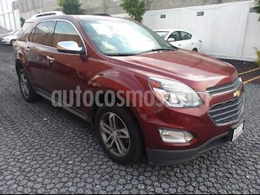 Foto venta Auto Seminuevo Chevrolet Equinox LTZ (2017) color Rojo Cerezo precio $365,000