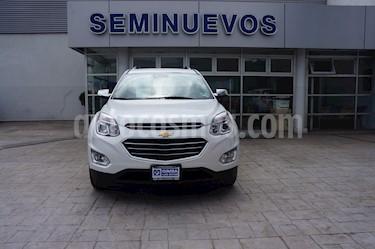 Foto venta Auto Usado Chevrolet Equinox Premier Paq. F (2017) color Blanco precio $370,000
