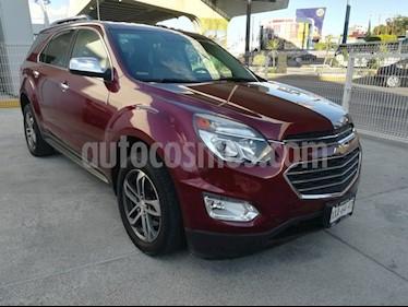 Foto venta Auto Seminuevo Chevrolet Equinox Premier Paq. F (2016) color Rojo precio $293,000