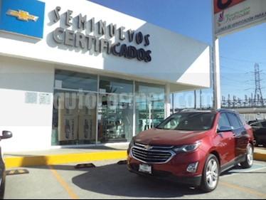 Foto venta Auto Usado Chevrolet Equinox Premier (2018) color Rojo Tinto precio $470,000