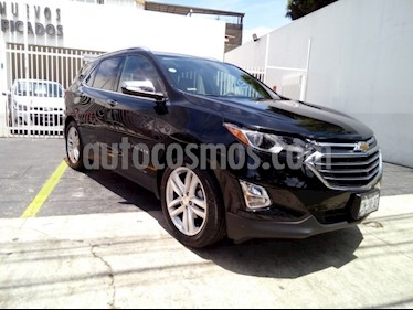Foto venta Auto Seminuevo Chevrolet Equinox Premier (2018) color Negro precio $525,000