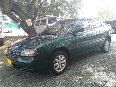 foto Chevrolet Esteem 1.3L usado (2003) color Verde precio $13.500.000