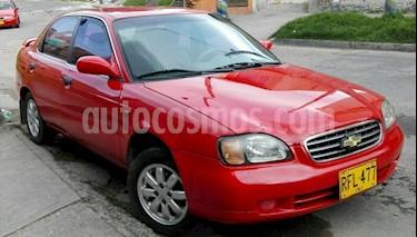 Foto venta Carro usado Chevrolet Esteem 1.3L (2003) color Rojo precio $12.000.000