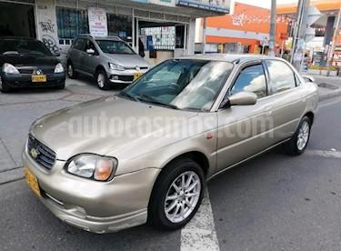 Foto venta Carro Usado Chevrolet Esteem 1.3L (2003) color Beige precio $10.900.000