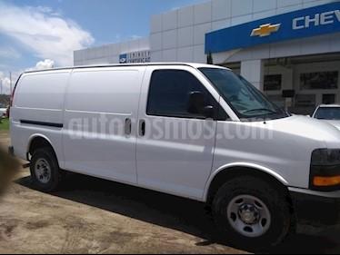 """Foto venta Auto Seminuevo Chevrolet Express """"B""""  6 CILINDROS (2018) color Blanco precio $495,000"""