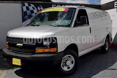 Foto venta Auto Seminuevo Chevrolet Express Cargo Van LS 4.3L (2016) color Plata Brillante precio $399,000
