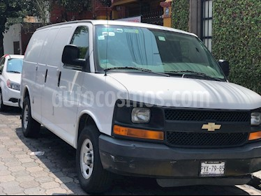 Foto venta Auto usado Chevrolet Express Cargo Van Paq C (V6) (2007) color Blanco precio $145,000