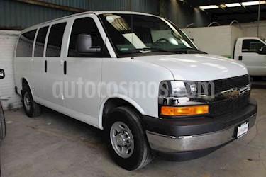 Foto venta Auto Seminuevo Chevrolet Express LS L 12 Pas (2017) color Blanco precio $480,000