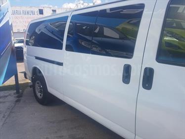 foto Chevrolet Express PASAJEROS