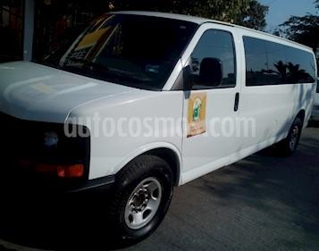foto Chevrolet Express Passenger Van LS 15 pas 6.0L LWB