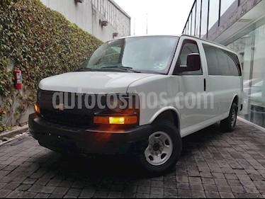 foto Chevrolet Express Passenger Van Paq D 8 Pas (V8)