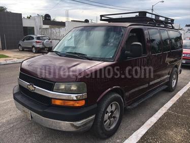 foto Chevrolet Express Passenger Van Paq L 8 Pas (V6)