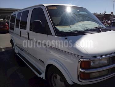 Foto venta Auto usado Chevrolet Express Passenger Van Paq L 8 Pas (V8) (1996) color Blanco precio $80,000