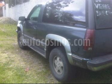 Foto venta carro Usado Chevrolet Grand Blazer Auto. 4x4 (1993) color Azul precio u$s3.700