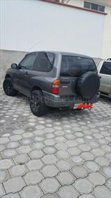 Chevrolet Grand Vitara 3P 1.6L 4x4  usado (2002) color Plata Orion precio u$s11.500