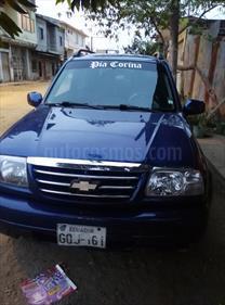 Chevrolet Grand Vitara 3P 1.6L usado (2007) color Azul Marino precio u$s13.500
