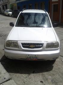 Foto venta carro usado Chevrolet Grand Vitara 5 Ptas 4x4 L4,2.0i,16v S 2 2 (2001) color Blanco precio u$s2.650