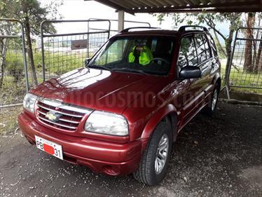 Chevrolet Grand Vitara 5P Ac usado (2012) color Vino precio u$s16.300