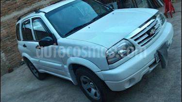 Chevrolet Grand Vitara 5P Ac usado (2013) color Blanco precio u$s16.500
