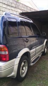 Foto venta carro usado Chevrolet Grand Vitara Auto. 4x4 5P V-6 (2001) color Azul precio u$s2.700
