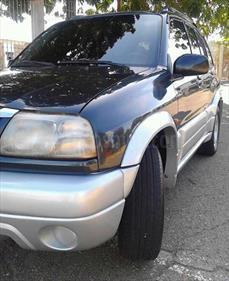 Foto Chevrolet Grand Vitara Sinc. 4x4 5P usado (2007) color Verde Oscuro precio u$s2.700