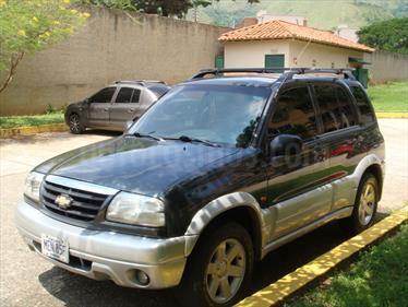 Foto venta carro usado Chevrolet Grand Vitara XL-7 Auto. 4x2 (2007) color Gris Cromo precio u$s2.900