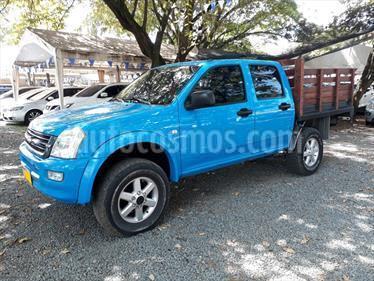 Foto venta Carro usado Chevrolet LUV D-Max 3.0L 4x4 Di FE Cabina Doble (2008) color Azul Oceano precio $36.500.000