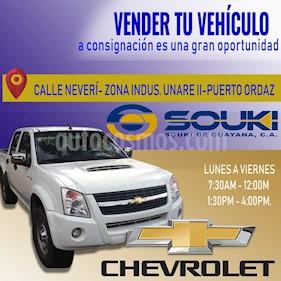 Foto venta carro Usado Chevrolet Luv D-Max 3.5L 4x2 Aut (2011) color Blanco