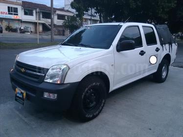 Foto venta Carro usado Chevrolet LUV D-Max CD 3.0L FL Di 4x2 (2007) color Blanco Mahler precio $30.000.000