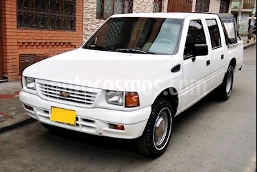 Foto venta Carro usado Chevrolet LUV 2.3 doble cabina 4x2 (1997) color Blanco precio $19.500.000