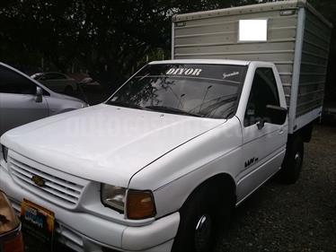 Foto venta Carro Usado Chevrolet LUV CS 4x4 Corta (1996) color Blanco Artico precio $18.000.000