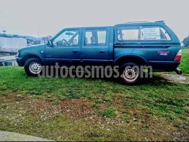 Foto venta Auto Usado Chevrolet LUV Doble Cabina Diesel (2002) color Azul precio $4.600.000