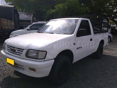 Chevrolet LUV luv 2300 usado (1998) color Blanco precio $23.800.000