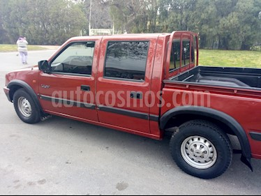 Chevrolet LUV SLX 2.2 Doble Cabina Ac usado (2000) color Marron precio $2.800.000