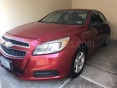 Foto venta Auto usado Chevrolet Malibu 2.4L Paq B (2016) color Rojo Tinto precio $175,000