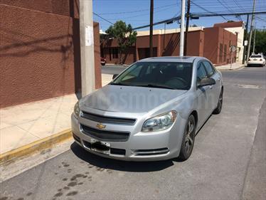 Foto venta Auto usado Chevrolet Malibu 2.4L Paq B (2009) color Plata precio $120,000