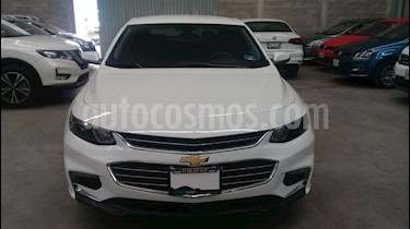 Foto venta Auto Usado Chevrolet Malibu 2.4L Paq B (2017) color Blanco precio $278,900