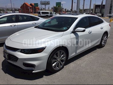 Foto venta Auto Usado Chevrolet Malibu 3.0L Paq G (2017) color Blanco precio $398,000