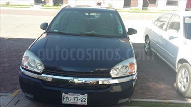 Foto venta Auto usado Chevrolet Malibu 3.5L LT Paq F  (2004) color Azul Monaco precio $55,000