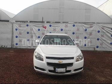Foto venta Auto Usado Chevrolet Malibu 3.5L LT Paq F  (2011) color Blanco precio $95,000