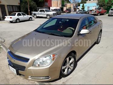 Foto venta Auto Usado Chevrolet Malibu 3.5L LT Paq F  (2008) color Oro precio $98,000