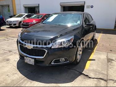 Foto venta Auto Seminuevo Chevrolet Malibu 3.6L LTZ Paq G (2015) color Negro precio $279,000
