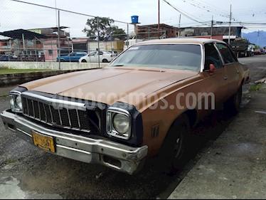 Foto venta carro Usado Chevrolet Malibu 8 cilindros (1975) color Bronce precio u$s750
