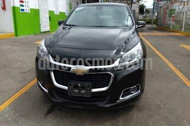 Foto venta Auto Usado Chevrolet Malibu L LT (2015) color Negro precio $240,000
