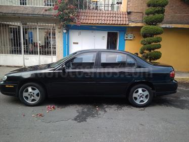 Foto venta Auto Seminuevo Chevrolet Malibu LS Paq A (2003) color Negro precio $33,000