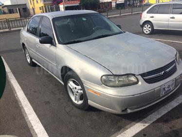 foto Chevrolet Malibu LS