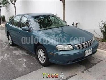 Foto venta Auto usado Chevrolet Malibu LS (1999) color Verde Electrico precio $36,000
