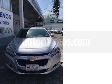 Foto venta Auto Seminuevo Chevrolet Malibu LT 2.0 Turbo (2015) color Plata precio $249,900