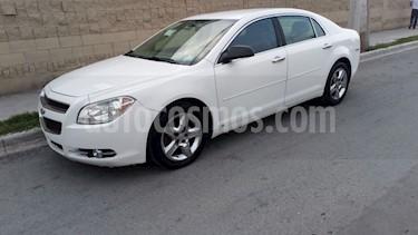 Foto venta Auto usado Chevrolet Malibu LT (2006) color Blanco precio $99,500