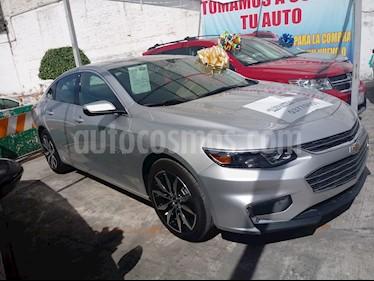 Foto venta Auto Usado Chevrolet Malibu LT (2018) color Plata Brillante precio $495,000